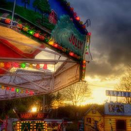 Joann Vitali - Carnival Ride - Carousel