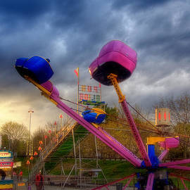 Joann Vitali - Carnival Rides - Nashua NH