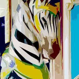 Elizabeth Lima - Carousel Horse