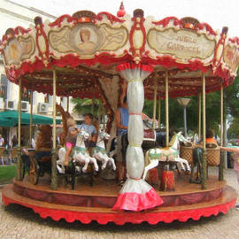 Dean Wittle - Carousel Horse Equ274467
