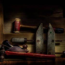 Tom Mc Nemar - Carpentry Still Life