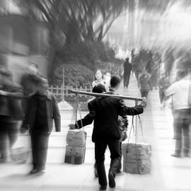 Valentino Visentini - Carrying Man