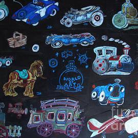 Joseph Hawkins - Cars