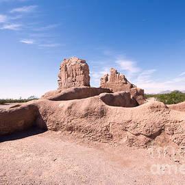 Anne Rodkin - Casa Grande National Monument