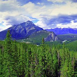 Heather Vopni - Cascade Mountain
