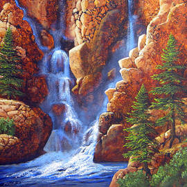 Frank Wilson - Cascade Springs