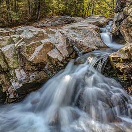 Pierre Leclerc Photography - Cascades in Franconia Notch