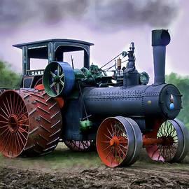 F Leblanc - Case 110HP Steam Tractor