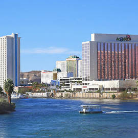 Donna Kennedy - Casinos Along the Colorado River