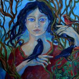 Trudi Doyle - Cassandra and the birds