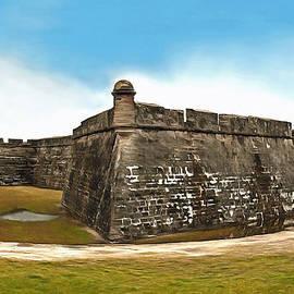 Marion Johnson - Castillo de San Marcos