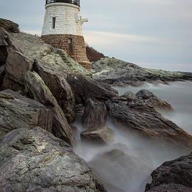 Joshua McDonough - Castle Hill Lighthouse at Sunset
