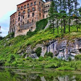 Mariola Bitner - Castle in Pieskowa Skala