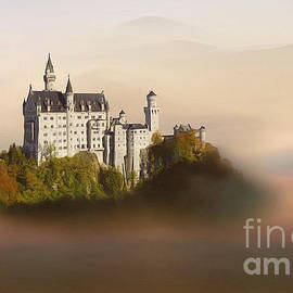 Martin Dzurjanik - Castle in the air VI. - Neuschwanstein Castle