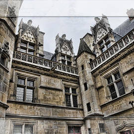 Evie Carrier - Castle in the Clouds Paris France