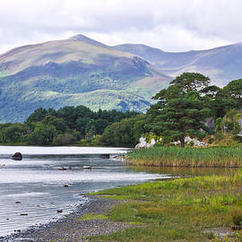 Jane McIlroy - Castle on Lower Lake Killarney