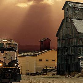 Ken Smith - Castle Rock Coal Train