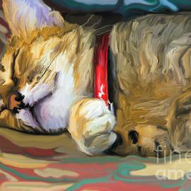 Ted Guhl - Cat Dreams