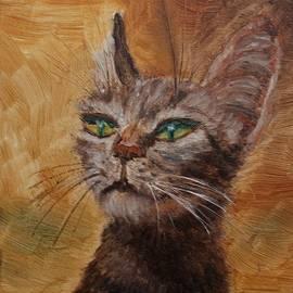 Elena Sokolova - Cat