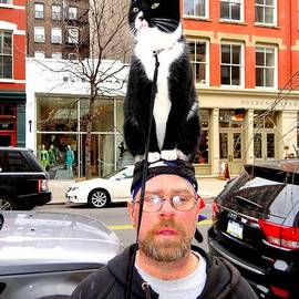 Ed Weidman - Cat Hat