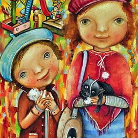 Monica Blatton - Cat Lovers