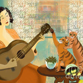 Sydne Archambault - Cat Play