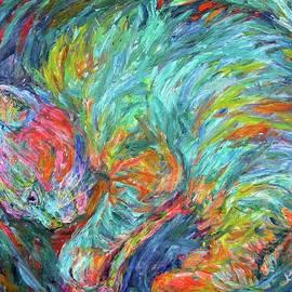 Kendall Kessler - Cat Swirl