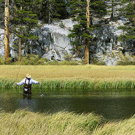 Ram Vasudev - Catch of the Day - Eastern Sierra California