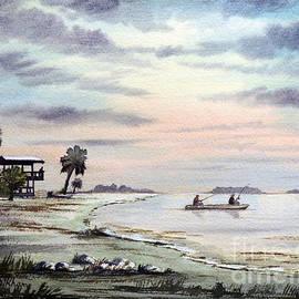 Bill Holkham - Catching The Sunrise - Hagens Cove