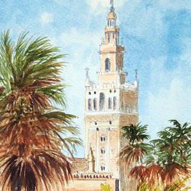 Bill Holkham - Catedral de Sevilla