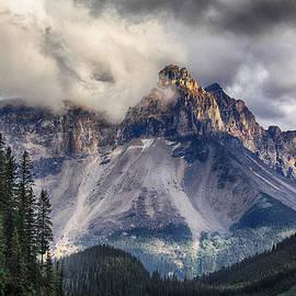 Charles Kosina - Cathedral Mountain
