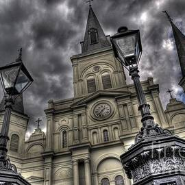 Timothy Lowry - Cathedral New Orleans