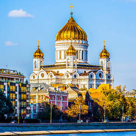 Alexander Senin - Cathedral Of Christ The Savior - 2