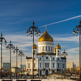 Alexander Senin - Cathedral of Christ the Savior 3 - Featured 3