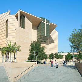 Ram Vasudev - Cathedral of Our Lady of the Angels - Los Angeles California