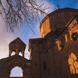 David  Hagerman - Cathedral Of The Holy Cross, Akdamar