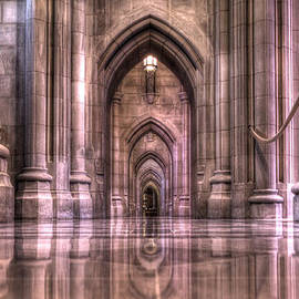 Shelley Neff - Cathedral Reflections