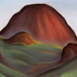 Judith Chantler - Cathedral Rock Warrumbungle National Park NSW