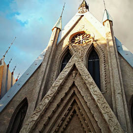 Glenn McCarthy Art and Photography - Cathedral Spires