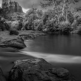 Brian Oakley  Photography - Cathedral Storm- Black and White