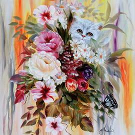 ILONA ANITA TIGGES - GOETZE  ART and Photography  - Cat