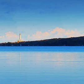 Paul Ge - Cayuga Lake Ithaca New York Panoramic Photography
