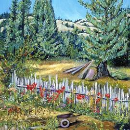 Asha Carolyn Young - Cazadero Farm and Flowers
