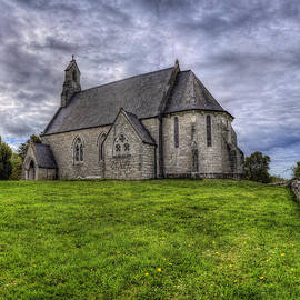 Ian Mitchell - Cefn Meiriadog Parish Church