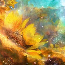 Carol Cavalaris - Celestial Sunflowers