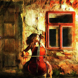 Georgiana Romanovna - Cellist By Night