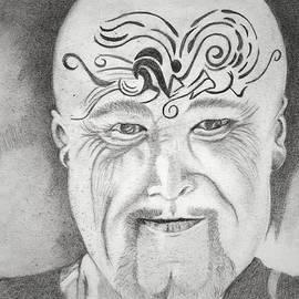 Wraymona Low - Celtic Warrior Tribal Art