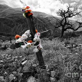 Bob Christopher - Cementario Volcon Argentina