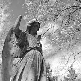 Jennifer Lyon - Cemetery Angel