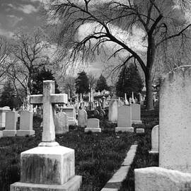 Jennifer Lyon - Cemetery Solitude